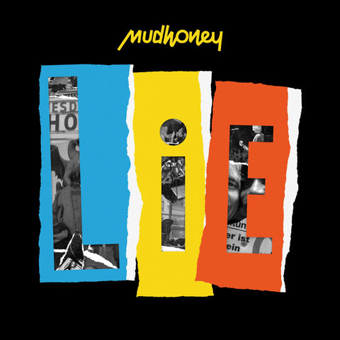 Mudhoney - LiE: Live in Europe LP - MUSIC SAVES