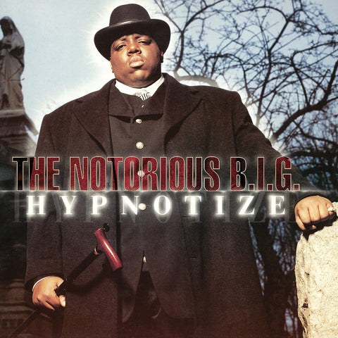 Notorious B.I.G. - Hypnotize 12-inch (orange/black vinyl) - MUSIC SAVES