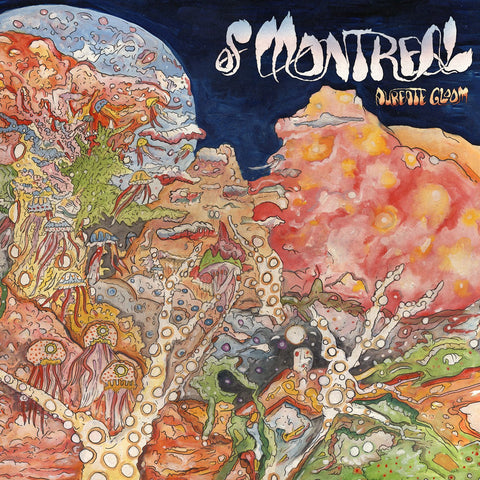 Of Montreal - Aureate Gloom LP (light blue) - MUSIC SAVES