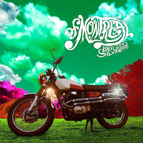 Of Montreal - Lousy With Sylvianbriar LP (pink +download)