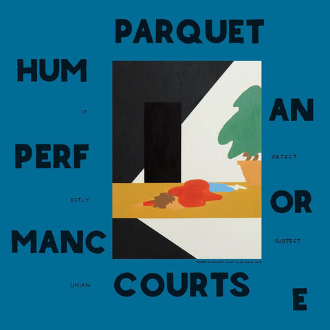 Parquet Courts - Human Performance CD