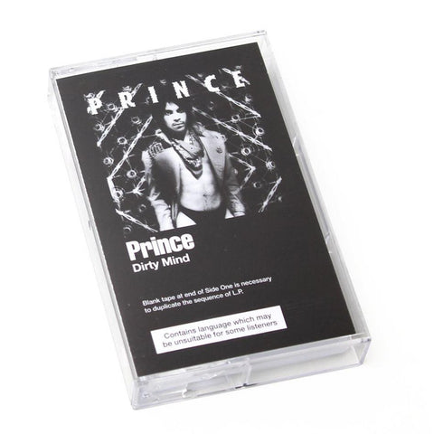 Prince - Dirty Mind Cassette - MUSIC SAVES