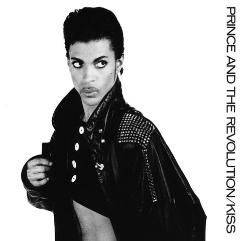 Prince And The Revolution - Kiss b/w <3 or $ 12-inch - MUSIC SAVES