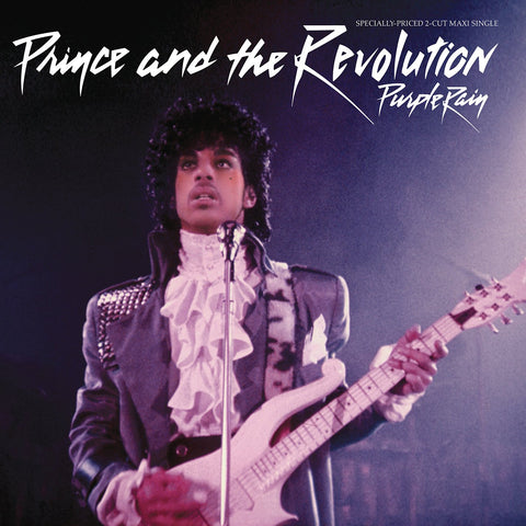Prince And The Revolution - Purple Rain 12-inch Maxi-Single - MUSIC SAVES