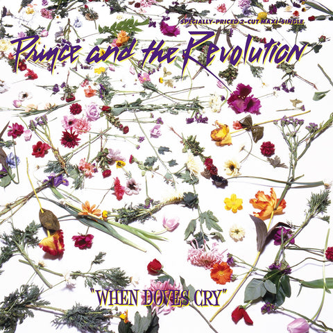 Prince And The Revolution - When Doves Cry 12-inch Maxi-Single - MUSIC SAVES