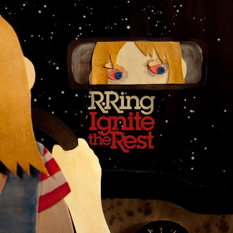 R. Ring - Ignite The Rest LP (+download) - MUSIC SAVES