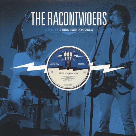 Racontwoers, The - Live At Third Man Records 04-17-2010 LP