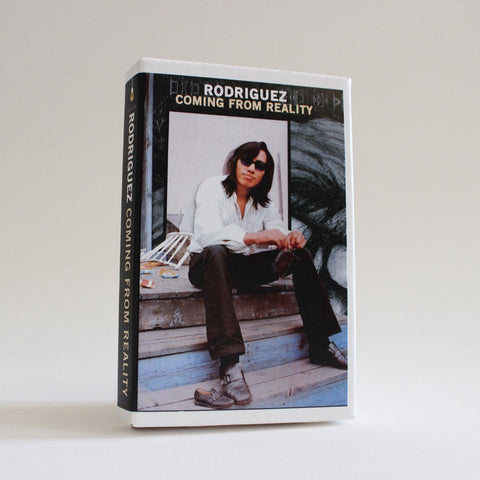 Rodriguez - Coming From Reality Cassette