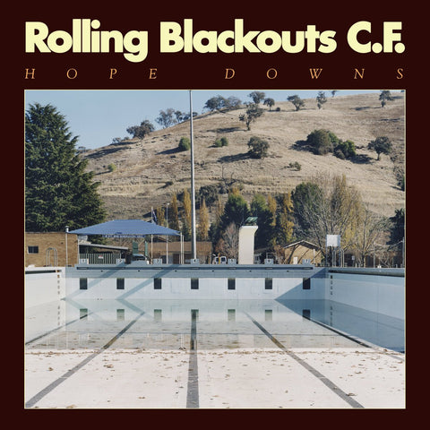 Rolling Blackouts C.F. - Hope Downs LP (+download)