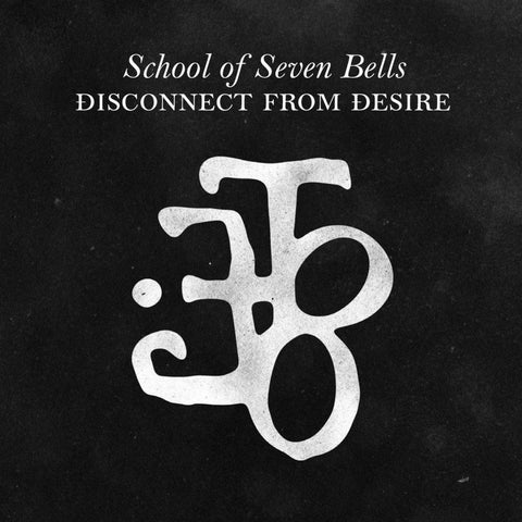 School Of Seven Bells - Disconnect From Desire CD