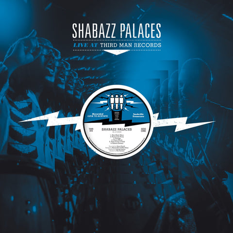 Shabazz Palaces - Live At Third Man Records 01-17-2015 LP