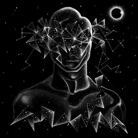 Shabazz Palaces - Quazarz: Born On A Gangster Star LIMITED LP (aluminum +download)