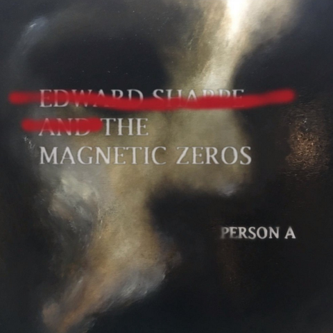 Sharpe, Edward And The Magnetic Zeros - Person A CD