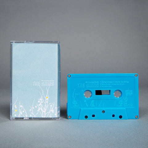 Shins, The - Oh, Inverted World Cassette (turquoise)
