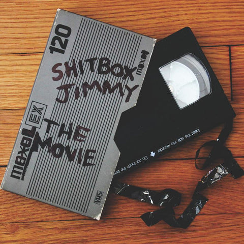 ShitBox Jimmy - The Movie LP (+sticker)