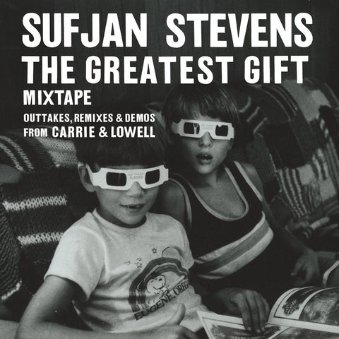 Stevens, Sufjan - The Greatest Gift Mixtape CD