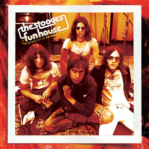 Stooges, The - Fun house: Highlights From The Funhouse Sessions LIMITED 2LP (colored, numbered) - MUSIC SAVES