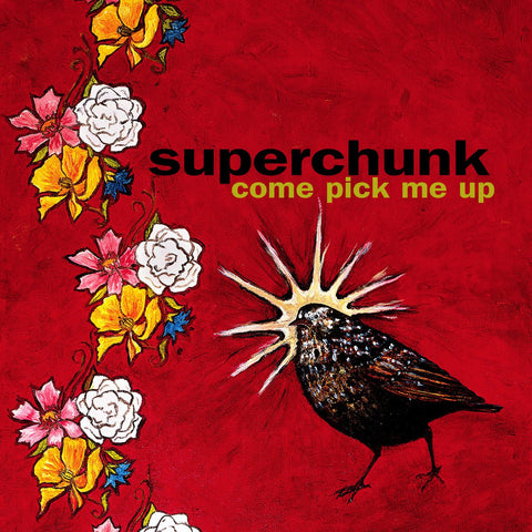 Superchunk - Come Pick Me Up LP (reissue +download, bonus tracks)