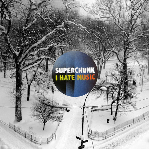 Superchunk - I Hate Music LP (+download)