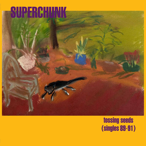 Superchunk - Tossing Seeds (Singles 89-91) LIMITED LP (reissue +download)