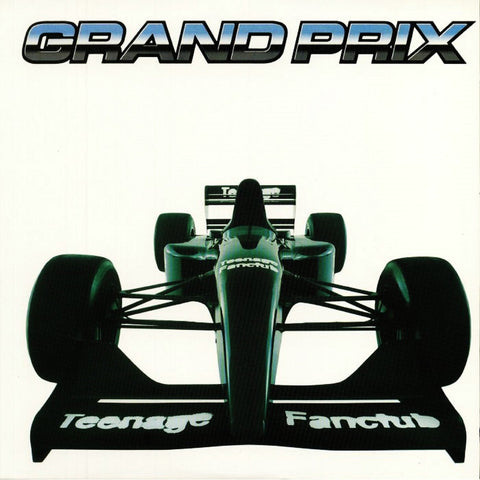 Teenage Fanclub - Grand Prix LIMITED, IMPORT LP+7-inch (+download)