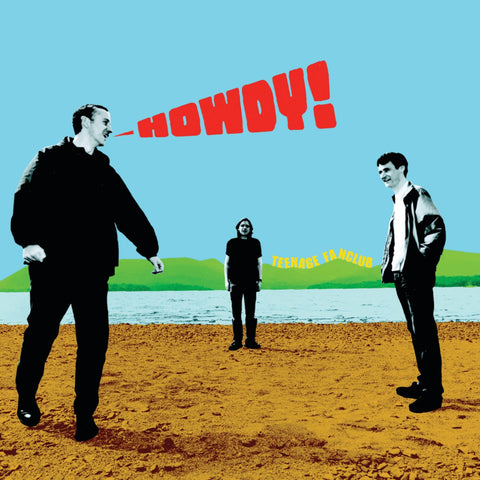 Teenage Fanclub - Howdy! LIMITED, IMPORT LP+7-inch (+download)