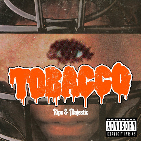 Tobacco - Ripe & Majestic LIMITED 2LP (silver +download) - MUSIC SAVES