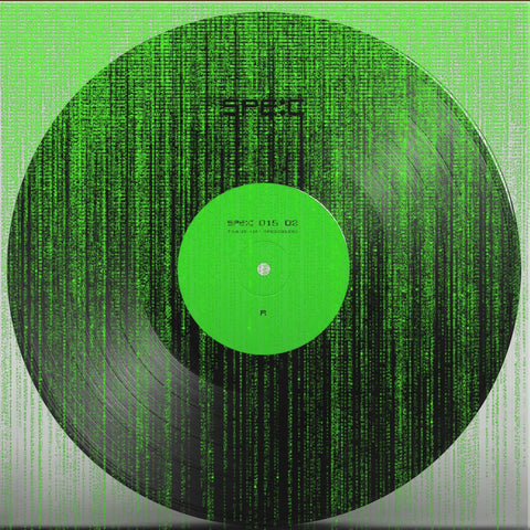 Trans Am - Speechless IMPORT 12-inch (green) - MUSIC SAVES