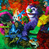 Tropical Fuck Storm - A Laughing Death In Metaspace LP (green slime +download)