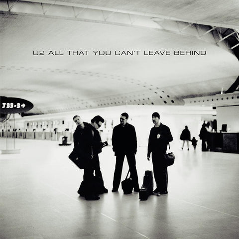 U2 - All That You Can't Leave Behind IMPORT LP (+download)