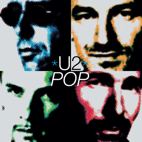 U2 - Pop IMPORT 2LP (+download)