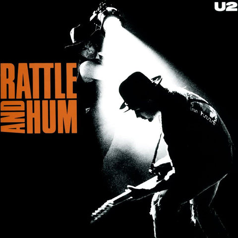 U2 - Rattle And Hum IMPORT 2LP (reissue)