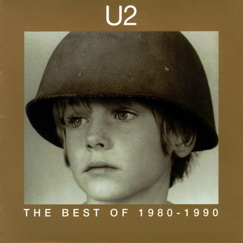 U2 - The Best Of 1980-1990 IMPORT 2LP (reissue +download)
