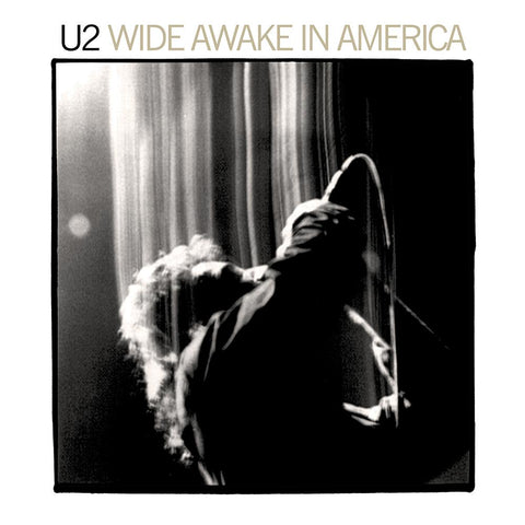 U2 - Wide Awake In America IMPORT 12-inch ep