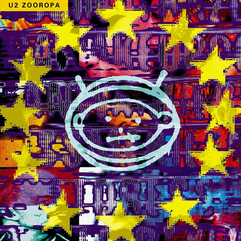 U2 - Zooropa IMPORT 2LP (reissue +download, bonus tracks)