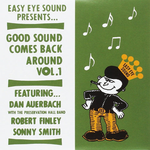 Various - Good Sound Comes Back Around Vol. 1 LIMITED 7-inch (Dan Auerbach)