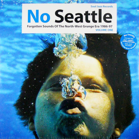 Various - No Seattle: Forgotten Sounds Of The North-West Grunge Era 1986-97 Volume One 2LP (+download, insert)
