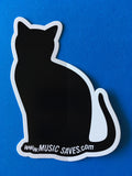 Vinyl Cat Sticker