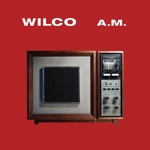 Wilco - A.M. Deluxe Edition CD (reissue +bonus tracks) - MUSIC SAVES