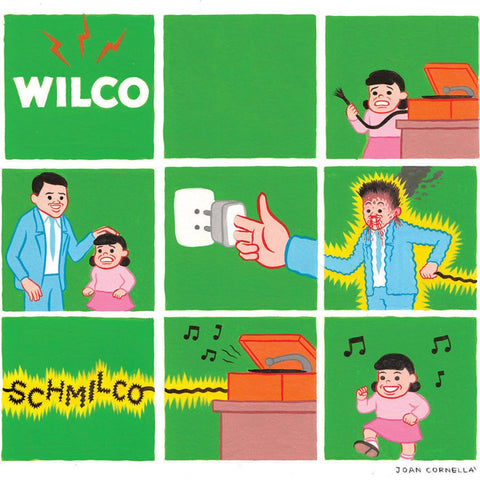 Wilco - Schmilco LIMITED LP (orange +download)