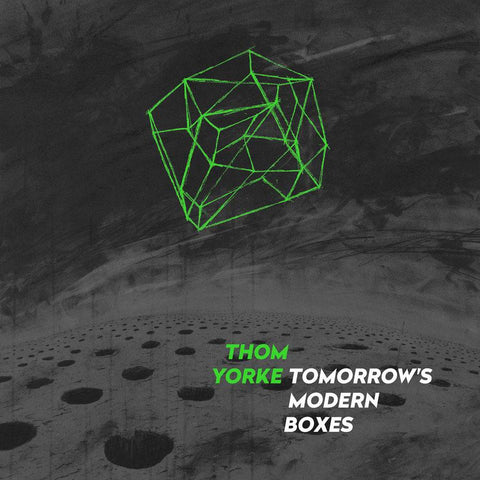 Yorke, Thom - Tomorrow's Modern Boxes LP (white) - MUSIC SAVES