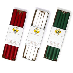 "12"" Taper Candle Holiday Gift Set"