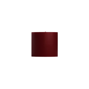 "Load image into Gallery viewer, 3x3"" Cape Cod Cranberry Scented Pillar Candle - Dripless Pillar Candles - Mole Hollow Candles"