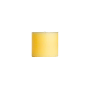"Load image into Gallery viewer, 3x3"" Rain Scented Pillar Candle - Dripless Pillar Candles - Mole Hollow Candles"