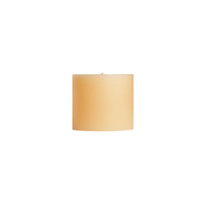 "Load image into Gallery viewer, 3x3"" Sandalwood Scented Pillar Candle - Dripless Pillar Candles - Mole Hollow Candles"