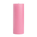 "3x9"" Scented Pillar Candles"