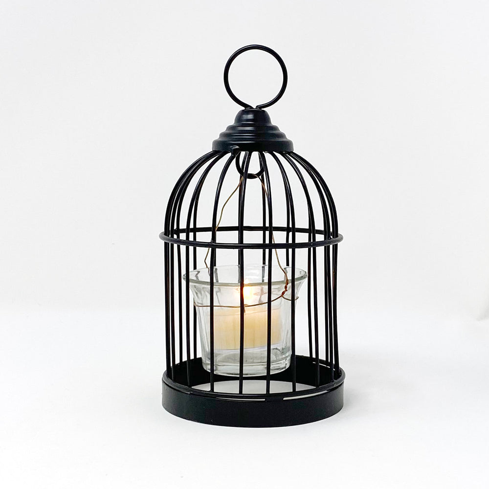 Load image into Gallery viewer, Birdcage Tea Light Holder