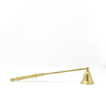 Long Gold Candle Snuffer