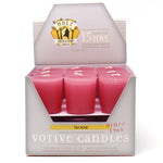 Scented Votive Candles, 18 Votives