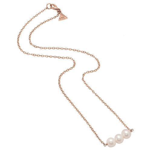 Triple Freshwater Pearl Necklace - VictoriaSix.com